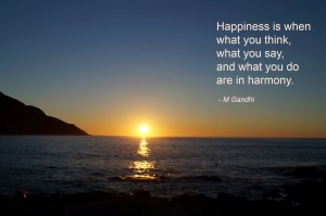 Happiness2 sitat Gandhi