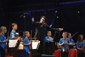Orkester barn