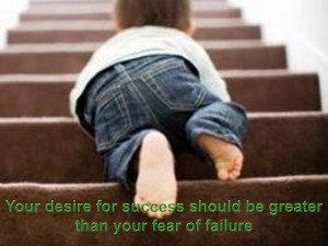Your desire for success